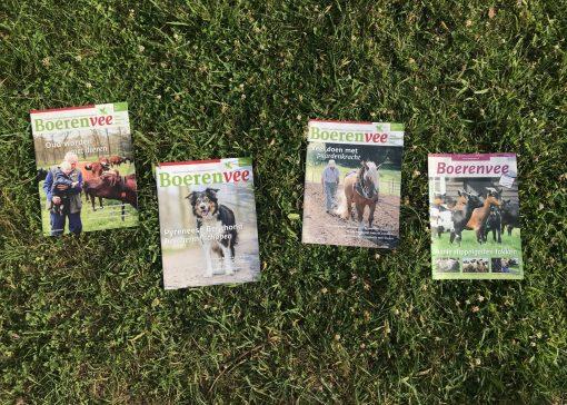Boerenvee: hét vakblad voor liefhebbers van boerderijdieren