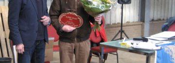 Roel Wiekema wint Blonde Award 2012