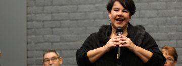 Staatssecretaris Dijksma: 'Er is toekomst voor dierenshows'