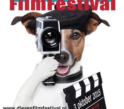 Dieren Film Festival zaterdag 3 oktober