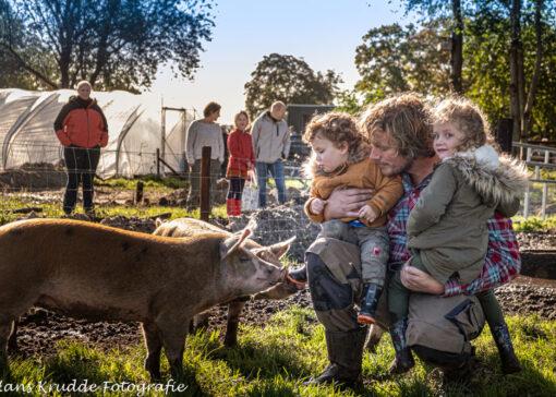 Herenboeren: 200 boeren op één boerderij